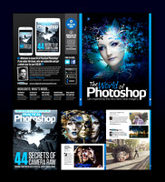 Practical Photoshop Magaxine feature