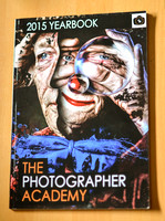 The Photographer Academy Year Book - Cover
