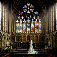 Exeter Cathedral Wedding Photography