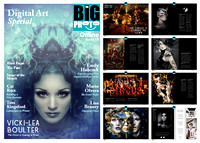 The Photographer Academy - 'The Big Picture' - Cover and Interview